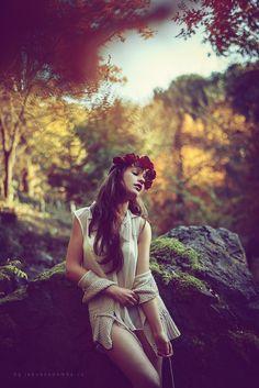 Forest fairy II. by Jakub Sodomka on 500px #fotografia #photography #fineart