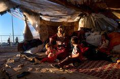 Lynsey Addario, Killis Camp, Turkish/Syrian Border in Turkey, October 22, 2013.