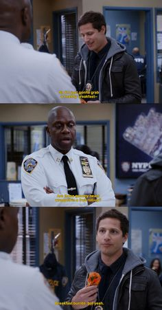 Andy Samberg on Brooklyn Nine Nine  // funny pictures - funny photos - funny images - funny pics - funny quotes - #lol #humor #funnypictures