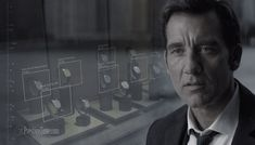 Clive Owen tries on a JLC watch In the opening scenes of the new Netflix film titled ANON, in a not-so-distant future, this detective is equipped with some kind of augmented reality ocular implants which apparently everyone uses in the future …you know, because who doesn't want electronic hardware in their eyeballs? Jaeger Lecoultre Watches, Clive Owen, New Netflix, Augmented Reality, Mind Blown, Cyberpunk, Detective, Hardware