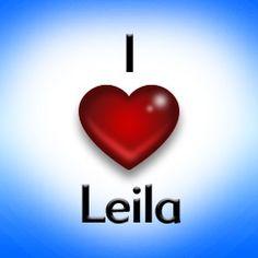 <3 Leila