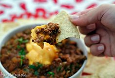 PANELATERAPIA - Blog de Culinária, Gastronomia e Receitas: Chili Nachos