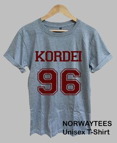 KORDEI 96 Normani Kordei Shirt Number Printed on by Norwaytees