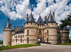 Chateau de Chaumont - França