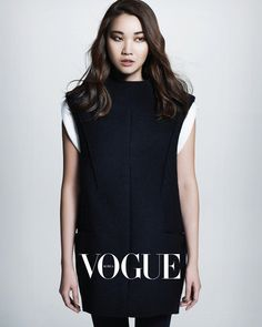 Jang Yoon-joo // Vogue Korea