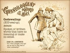 531 Best Word Wise - Grandiloquent Word of the Day images | Word ...