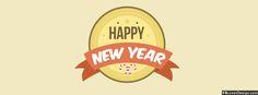 Award Happy New Year Facebook Cover | fbcoverdesign.com