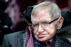 """11/03/2016.- Londres. Stephen Hawking se unió a más de 150 renombrados científicos que están llamando a Gran Bretaña a quedarse en la Unión Europea, argumentando que abandonar el bloque sería """"un desastre para la ciencia y las universidades del Reino Unido""""."""