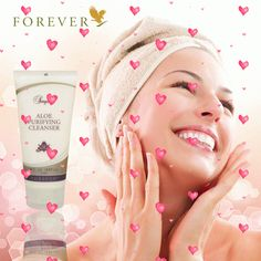 Be beautifull For valentine's day With Forever Living Products www.myaloevera.dk/foreverlivinggjessø
