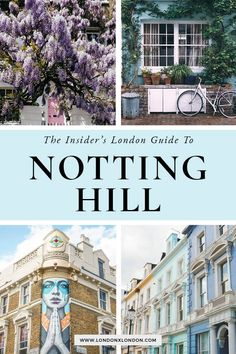 Looking to explore London? Don't miss this local's guide to Notting Hill - the best things to do, places to visit, where to eat and drink in Notting Hill, London. #london #travel #uk Travel Uk, Europe Travel Guide, Travel Tours, London Travel, Travel Guides, Travel Destinations, Traveling Europe, Nightlife Travel, Travelling