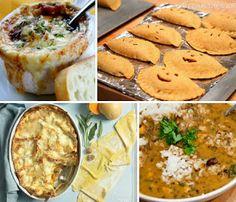 14 vegetarian comfort food recipes.
