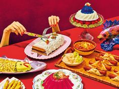 """""""Party Sandwich Loaf.""""  Photo: Maurizio Cattelan and Pierpaolo Ferrari for The New York Times  Stylist: Francesca Cefis"""