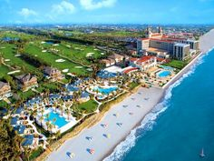 The Breakers (Palm Beach) : Florida's Best Beachfront Hotels : TravelChannel.com