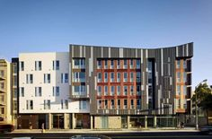 "Affordable Housing That Doesn't Look ""Cheap"": Richardson Affordable Apartments - David Baker Architects"