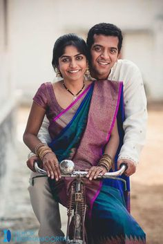Indian wedding photography. Couple photo shoot ideas.