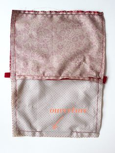 DIY pas à pas : jolie pochette en tissu Pochette Diy, Diy Clothes Videos, Couture Sewing, Bag Patterns To Sew, Herschel Heritage Backpack, Sewing Hacks, Pouch, Dimensions, Hui