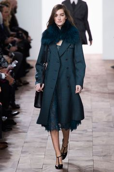 Michael Kors at New York Fall 2015