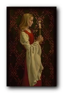 Virtue by artist James C. Christensen is just one of the many discounted limited edition fine art prints and canvases for sale at Christ-Centered Art. Creation Photo, Virtuous Woman, Art Sculpture, Portraits, Portrait Art, Alex Colville, American Artists, Amazing Art, Awesome