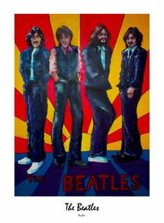 The Beatles by montalvo-mike.deviantart.com