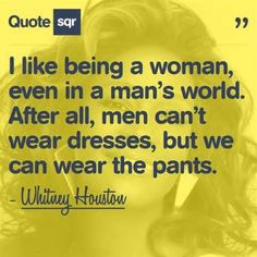 girl power quotes | Funny Girl Power Quotes - Doblelol.com