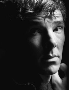 Benedict.. something about him in black &white is just.. well , you know..