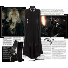 """No man can kill me"" by elberethgilthoniel on Polyvore"
