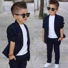 This Cool kids & boys mohawk haircut hairstyle ideas 40 image is part from 60 Awesome Cool Kids and Boys Mohawk Haircut Ideas gallery and article, click read it bellow to see high resolutions quality image and another awesome image ideas. Fashion Kids, Toddler Boy Fashion, Little Boy Fashion, Toddler Girl, Girl Fashion, Baby Kids, Little Boy Outfits, Toddler Outfits, Baby Boy Outfits