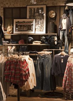 STORE FRONT: The Disappearing Face Of New York - Ralph Lauren's Denim & Supply at Macy's by James and Karla Murray Photography, via Flickr