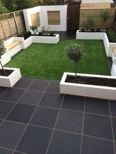 Garden Design Small Backyard Ideas - Use our small backyard ideas and design-smart landscaping tips to assist your exterior area live huge. Back Garden Design, Modern Garden Design, Garden Landscape Design, Landscape Designs, Small Back Garden Ideas, Small Garden Inspiration, Terrace Garden Design, Garden Villa, Garden Arbor
