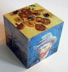 Need to make one of these magic folding puzzle cubes for Courtney Art For Kids, Crafts For Kids, Arts And Crafts, Homemade Fidget Toys, Picture Cube, Wooden Cubes, Diy Calendar, Cube Puzzle, Wood Burning Patterns