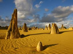 Australie, Parc National Nambung