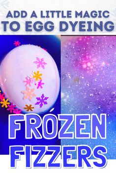 These frozen fizzers will help you make egg dyeing more magical this year. Simple ingredients and simple to make. #frozen #eggdye #easter #eastertoddleractivities #springtoddleractivities #easteractivitiesforkids #kidsscience #kidsscienceexperiments #STEM #easteraesthetics Easter Activities For Toddlers, Toddler Preschool, Preschool Activities, Cool Science Experiments, Science For Kids, Easter Play, Easter Crafts, Holiday Crafts, Egg Decorating