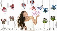 LolaChat: gli auricolari girls only in vendita anche online - Diemmemakeup @lolachat