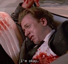 Reservoir Dogs uploaded by Alex on We Heart It Reservoir Dogs, Tarantino Films, Quentin Tarantino, Choices Quotes, Best Movie Quotes, Cartoon Icons, Im Not Okay, Dog Memes, Movies Showing
