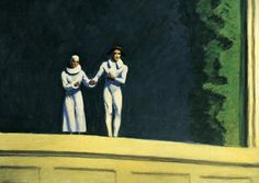Theater - Edward Hopper 1965
