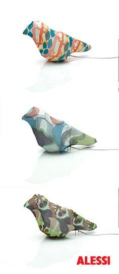 I love animals - Cillina, Cillioptical & Cillirose, lamps, Pier Paolo Pitacco, 2012 #alessi #design