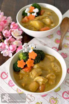 Bake For Happy Kids Copycat House Vermont Japanese Chicken Curry Eas Easy Chicken Curry Curry Chicken Japanese Chicken Curry
