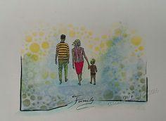 Annes Werkstatt: Family! (Tutorial)