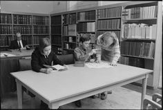 319494PD: The J.S. Battye Library of West Australian History and State Archives, 1969  https://encore.slwa.wa.gov.au/iii/encore/record/C__Rb3430661