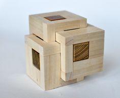 Sticks in tri-cube - Chi-Ren Chen