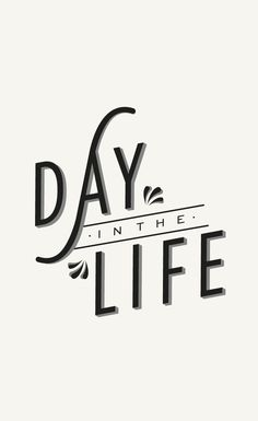 A Day in the Life of two graphic designers. Explore the day to day routine of running a studio and taking advantage of the freelance life.