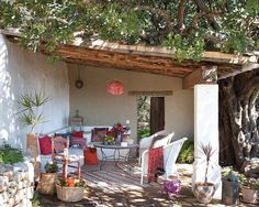 featured posts image for Beautiful country-chic home in the South of Spain