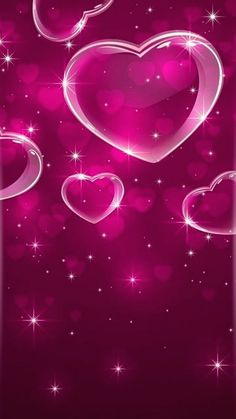 By Artist Unknown. Bokeh Wallpaper, Bling Wallpaper, Heart Wallpaper, Butterfly Wallpaper, Cute Wallpaper Backgrounds, Pretty Wallpapers, Cellphone Wallpaper, Heart Background, Background Pictures