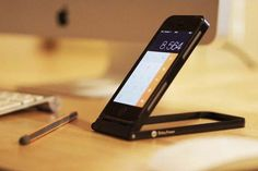 Fritzframe iPhone 5s Case with Versatile Aluminum Frame