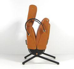 AreaNeo | Osvaldo Borsani P-40 lounge chair | Tecno Italy - Design of the Times - Osvaldo Borsani - Tecno - P40