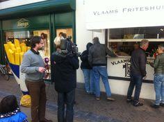 Verse friet interview voor het beste frietje van Nederland Gelderland Arnhem Apeldoorn