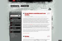 Blog professor Leonardo