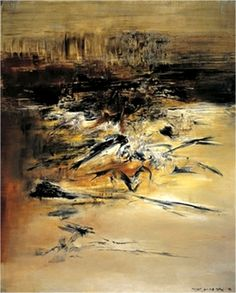 art,zao wou-ki,1962