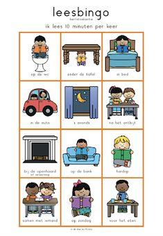 Rain Day Activities, Learn Dutch, Rain Days, School Hacks, Stay At Home, Summer School, Bingo, Kids Playing, Spelling