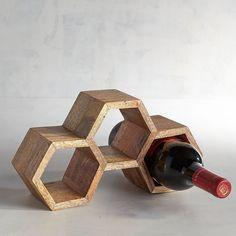 Honeycomb Wine Rack Wine Rack Plans Wine Rack Wall